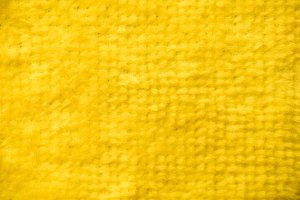 yellow towel fabric texture
