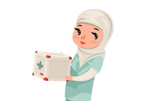 Surgeon Nurse Female