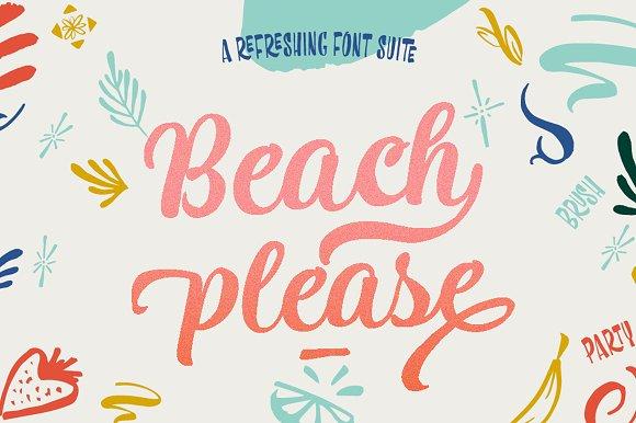 Beach Please 50% Off