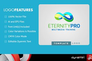Eternity Pro - Logo Template