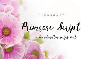 Primrose Script