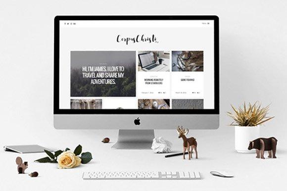 Corpus Christi A Modern Blog Theme