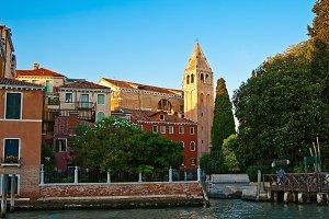 Campiello San Vidal, Venice