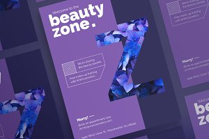 Posters | Beauty Zone
