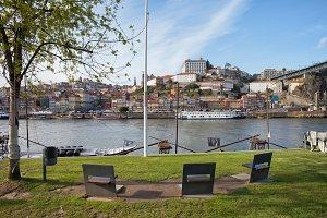 Porto Cityscape From Gaia Side