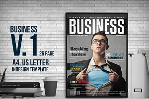 Business Magazine v.1