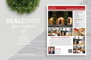 Real Estate Flyer Template No.5