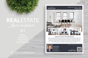 Real Estate Flyer Template No.7