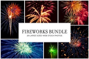 Firework Web Stock Bundle
