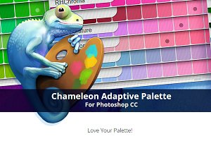 Chameleon Adaptive Palette