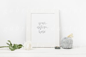 Crafts Styled Frame mockup