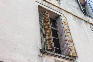 Vintage Window Detail