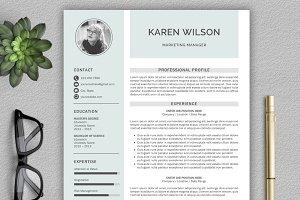 Resume | CV Template