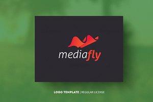 MediaFly-TemplateLogo