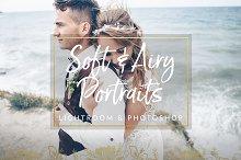 Airy Wedding Photoshop & Lightroom