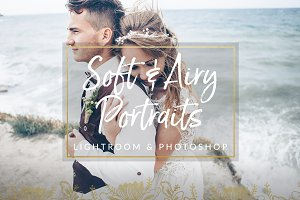 Airy Wedding Photoshop & Lightroom