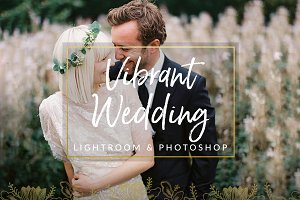 Vibrant Wedding Presets LR & PS