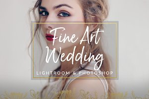 Fine Art Wedding Preset LR PS