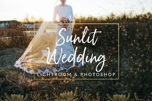 Sunlit Wedding Presets LR & PS