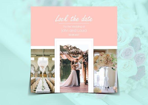 Wedding Instagram Banner