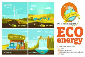 Eco Energy Set
