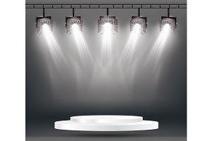 Stage Illumination Effects