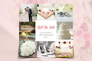 Wedding Instagram Banner