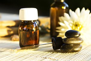 Massage and spa oils