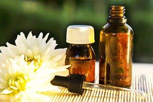 Massage and spa oils