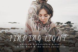 Finding Light Portrait Presets