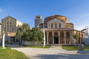 Santa Fosca church