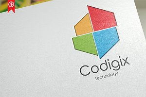 Codigix / Technology - Logo Template