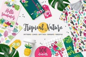 Tropical Nature Kit