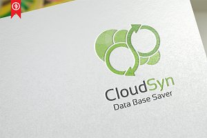 Cloud Syn - Logo Template