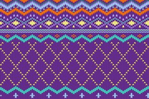Sweater Seamless Knitting Pattern
