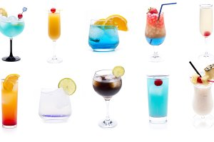 Cocktail collection 3