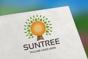 Sun Tree Logo