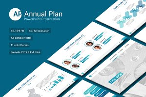 Annual Plan PowerPoint