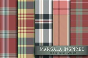 Marsala Inspired