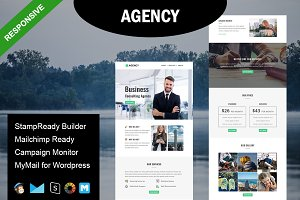 AGENCY- Responsive Email Template