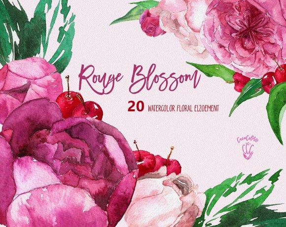 Rouge Blosssom