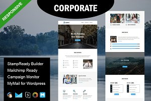 CORPORATE- Responsive Email Template