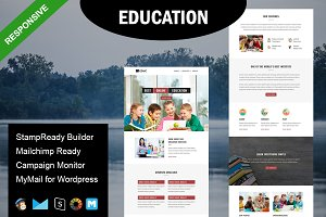 EDUCATION- Responsive Email Template