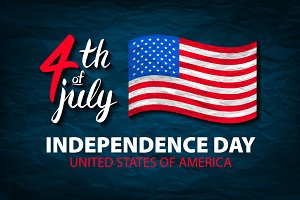 4 th of July USA Independence Day