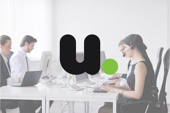 U-online Logo
