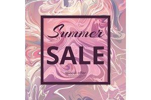 Summer Sale Pattern