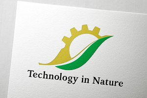 Technology in Nature Logo