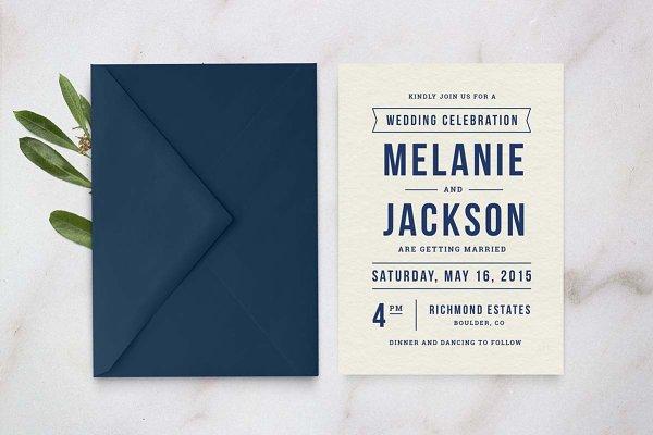 invitation template