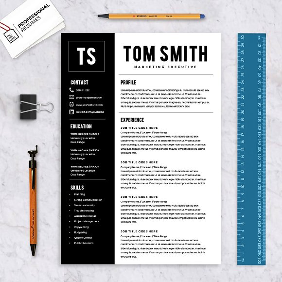 resume template free cover letter - Free Cover Letter And Resume Templates