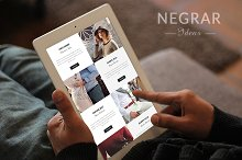 Magento Fashion Theme - Get big sale by Matt Ritter in Magento